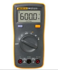Usa Seller Fluke 106 F106 Palm sized Digital Multimeter Mini Meter Free Shipping