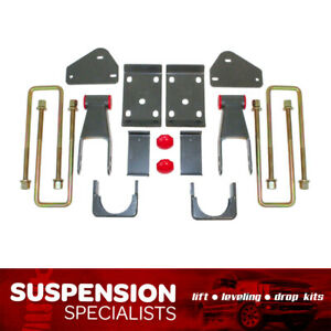 5 Rear Drop Lowering Kit For 2002 2008 Dodge Ram 1500 2wd