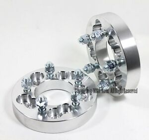 2 Pcs Wheel Spacers Adapters 6x139 7 6x5 5 6x135 To 6x127 6x5 32mm