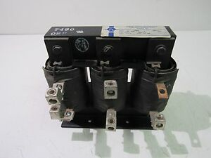Field Transformers 7480 Transformer 30amp 3ph 60hz xlnt