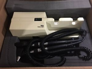 Welch Allyn 767 Otoscope opthalmoscope Diagnostic Set