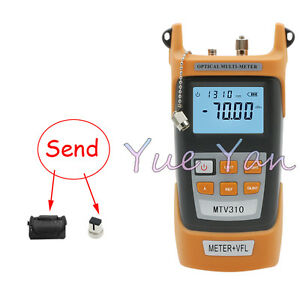 Handheld Optical Power Meter Tester 70 3dbm Sgv305 10mw Visual Fault Locator