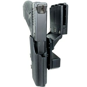 Professional Competition Holster OWB Kydex IPSC USPSA 3-Gun Approved