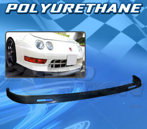 For Acura Integra 94 97 T bys Style Front Bumper Lip Body Kit Polyurethane Pu