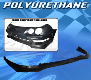 For Acura Integra 98 01 T Ra Style Front Bumper Lip Body Kit Polyurethane Pu