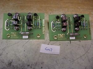 Lot Of 2 Hp 07920 60009 Encoder Board Used With Hp Hard Disk Drives New
