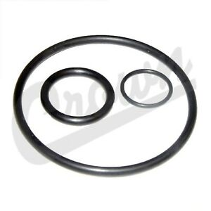 Crown Automotive 4720363 Oil Filter Adapter Seal Kit For Cherokee Grand Cherokee