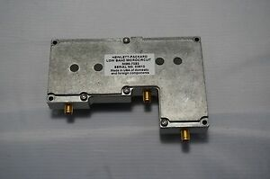 Agilent 5086 7583 Low Band Microcircuit Assembly
