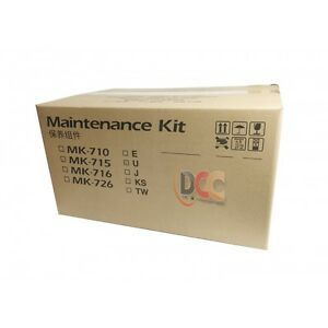 Mk 715 Genuine Copystar Maintenance Kit Cs3050 1702gn7us0