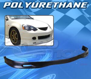 For Acura Rsx 02 04 Dc5 T sp Style Front Bumper Lip Body Kit Polyurethane Pu