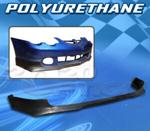 For 02 04 Acura Rsx Dc5 T ra Style Front Bumper Lip Body Kit Polyurethane Pu