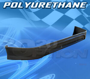 For Chevy Cruze 11 12 T 1 Style Rear Bumper Lip Body Kit Polyurethane Pu