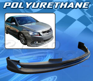 For Chevy Cruze 11 12 T 1 Style Front Bumper Lip Body Kit Polyurethane Pu