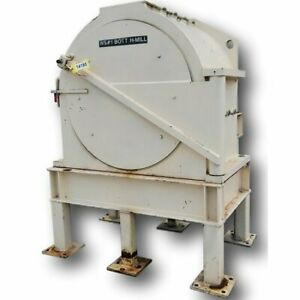 Used Prater Hammer Mill Model Mm 36 No Drive