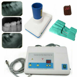 Dental Mobile X ray Machine Digital X ray Unit Low Dose Imaging System