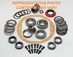 82 99 Firebird Trans Am Rear End Diff Axle Bearing Rebuild Kit 10 Bolt 7 5 7 625