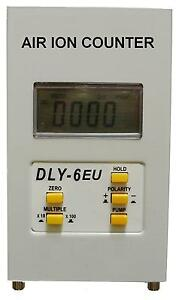 Dly 6eu Air Ion Counter