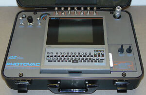Photovac 10s Plus Digital Gas Chromatograph