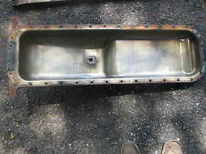 1370 Case Diesel Farm Tractor Oil Pan Free Shipping