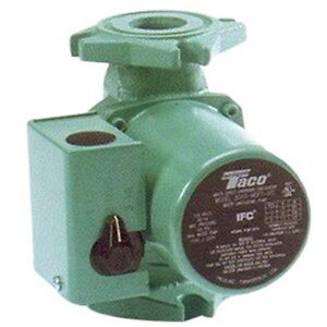 Taco 0015 msf2 ifc Steel Cartridge Circulator With Integral Flow Check 29 Gpm