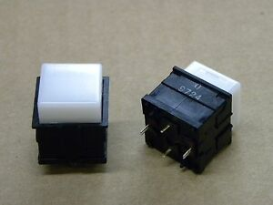 Momentary Push Button Switch With Light Lot Of 200 Pcs New