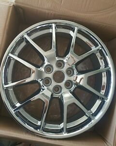 cadillac srx rims in stock replacement auto auto parts. Black Bedroom Furniture Sets. Home Design Ideas