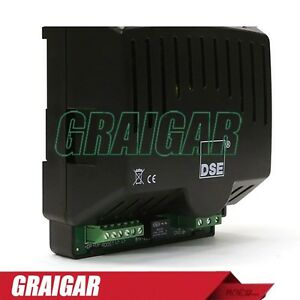 New Deep Sea Compact Battery Charger Dse9255 24 Volt 5 Amp