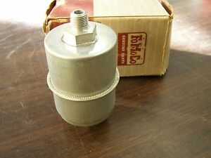 Nos Oem Ford 1960 Thunderbird Fuel Gas Filter 430ci