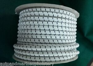 3 8 X 100 Foot Marine Bungee Shock Cord Quality Heavy Duty Tarps Tie Down Boat