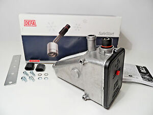 Universal Defa 411728 Engine Heater Element With 60 c Thermostat 1000w 220v
