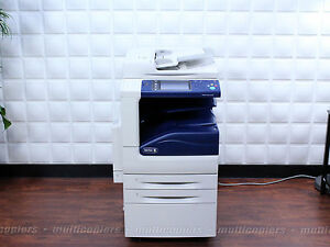 Xerox Workcentre 5325 Mono Mfp Copy Printer Email Fax Scan 5335 5330 Only 7k