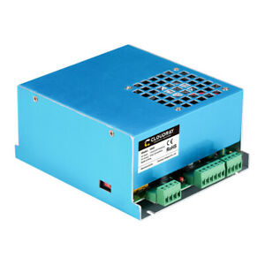 40w Co2 Laser Power Supply Psu Source For 40w Laser Tube Switch Green Myjg 40t