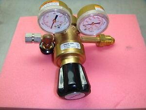 Vwr Pressure Gauge Gas Regulator 55850 424 Brass tq707