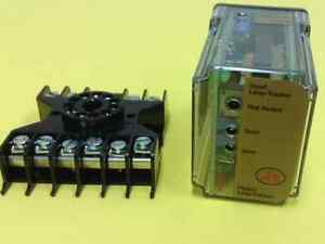 Absolute Process Instruments Model api 4051g With 11 pin Base