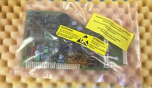 Alm Maquet Operating Table Controller Board Part Number 970 2073 New