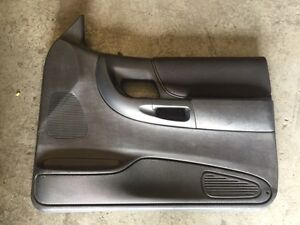 2006 Ford Ranger Black Passenger Door Panel