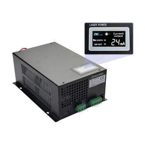 80w 100w Co2 Laser Power Supply Psu For Laser Engraver Cutter Myjg 100w 110v