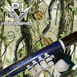 Hydrographic Kit Hydro Dipping Hydro Dip Gods Country Camo Early Season Rc226