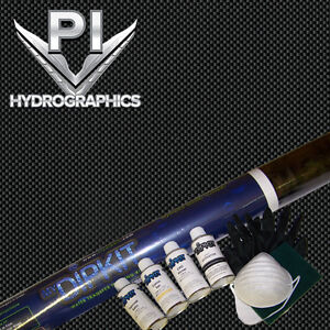 Hydrographic Kit Hydro Dipping Water Transfer Print Hydrodip Carbon Fiber Cf2880