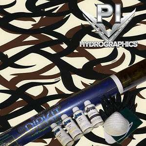 Hydrographic Kit Hydro Dipping Water Transfer Print Hydro Dip Asat Camo Rc 201