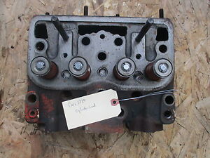 1370 Case Diesel Farm Tractor Cylinder Head Free Shipping