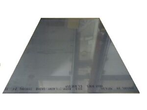 316 Stainless Steel Sheet Annealed 105 Thick X 24 Wide X 36 Length 1 Unit