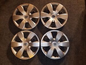 Set Of 4 Brand New 2007 2008 2009 2010 2011 Camry 16 Hubcaps Wheel Covers 61137