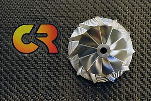 K27 Borg Warner Turbo Upgrade Billet Compressor Wheel