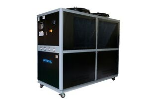 20 Ton Air Cooled Chiller 250 400 Btu h 30 Hp Ul Listed For Usa