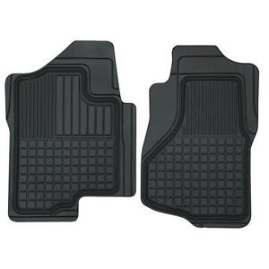Custom Liners Heavy Duty Rubber Floor Mats For Chevy Silverado 2007 2014