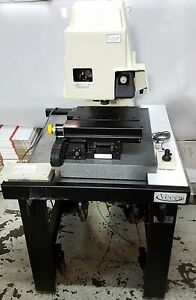 Veeco Wafer Testing Metrology Pz 06 sc sf Wyko Optical Surface Profiler Nt2000