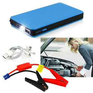 Unique 12v 20000mah Car Jump Starter Pack Booster Charger Battery Power Bank Be