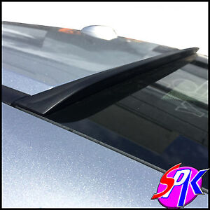 Spk 244r Fits Dodge Charger 2011 14 Polyurethane Rear Roof Window Spoiler