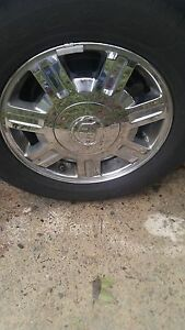 Cadillac Deville Alloy Rims And Tires